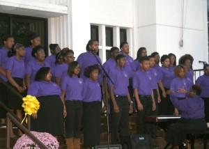 Fairfield Preparatory High School Choir